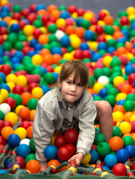 BALL PIT WORDPRESS SMALL