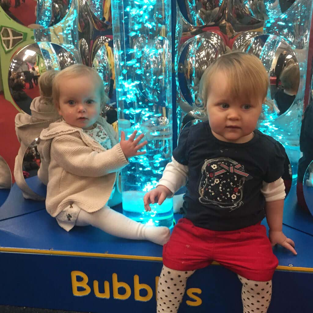 Toddler Bubble Tube