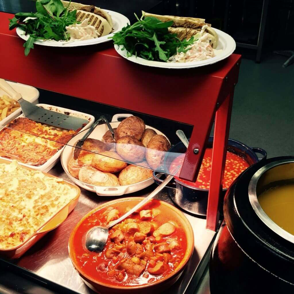 Hot plate selection