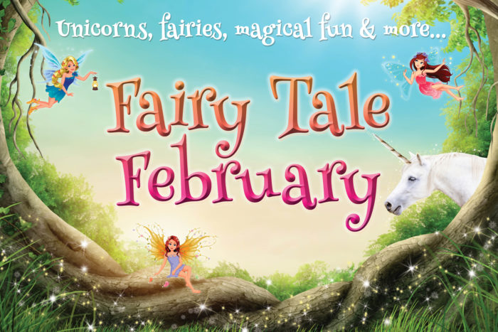 Unicorns, fairies, magical fun and more this February at Avon Valley.