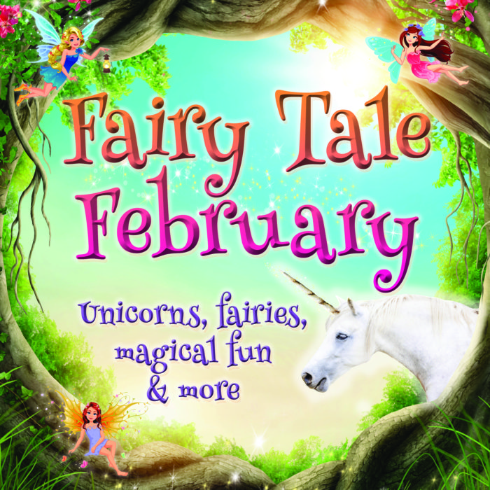 Fairytale February details at Avon Valley