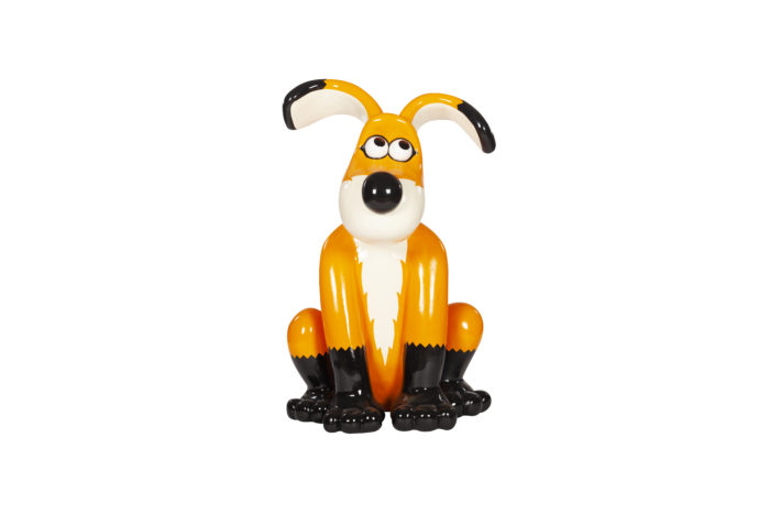 cubby the gromit sculpture