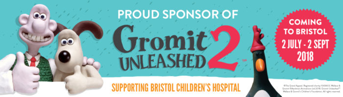 gromit unleashed banner