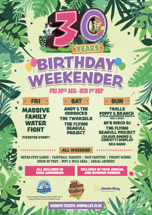 30th Birthday Poster