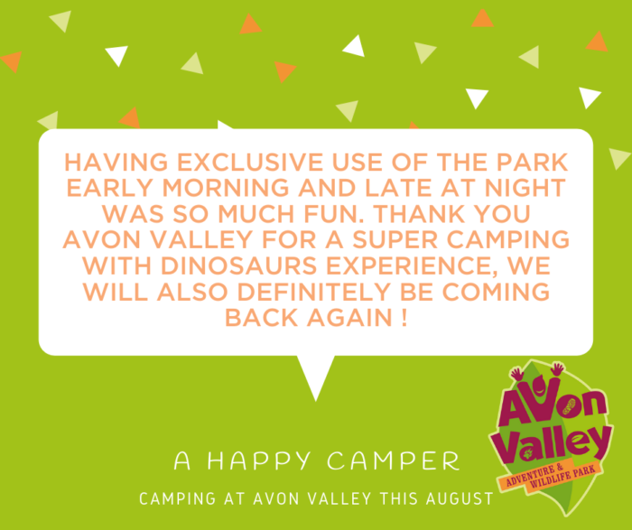 Camping Review